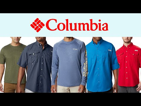 Top 5 Columbia Shirts