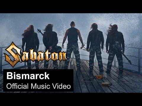 SABATON - Bismarck (Official Music Video)