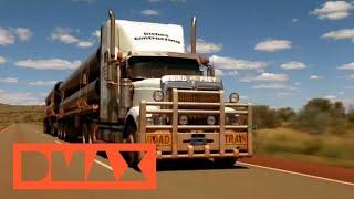 outback truckers die neue serie