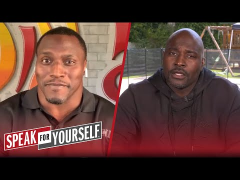 Takeo Spikes on AB to Seahawks rumor, Taysom Hill — Lamar comparison & Bills   SPEAK FOR YOURSELF