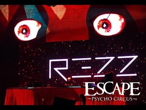 REZZ Full Performance | Escape 2017