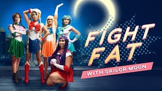 Fight the Fat Workout | Sailor Moon Inspired PIIT28 Workout