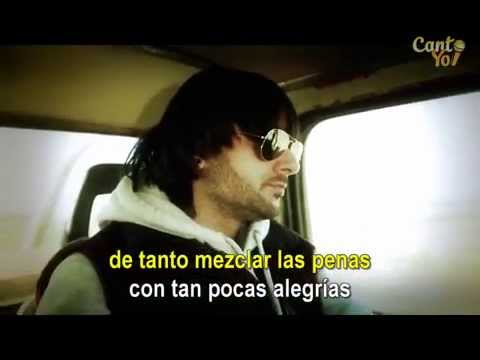 Melendi - Canción de amor caducada (Official CantoYo Video)