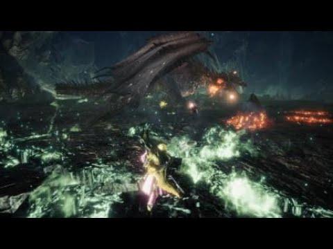 Monster Hunter World Iceborne Safi Jiiva Siege 2 Run Completion