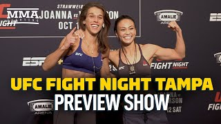 UFC Tampa Preview Show - MMA Fighting