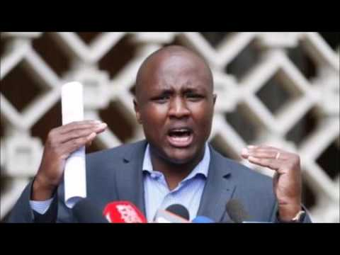 How Jubilee Government Could Be Brought Down By Corruption Part 1