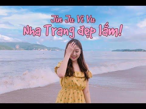 JinJu ViVu | ĂN TÔM HÙM VỚI GIÁ 300 NGÀN ĐỒNG l #1 Nha Trang đẹp lắm!