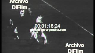 DiFilm - Huracan vs Gimnasia y Esgrima - Metropolitano 1971