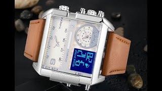 РОЗЫГРЫШ! Самые Крутые часы с Aliexpress (3 часть). Обзор.