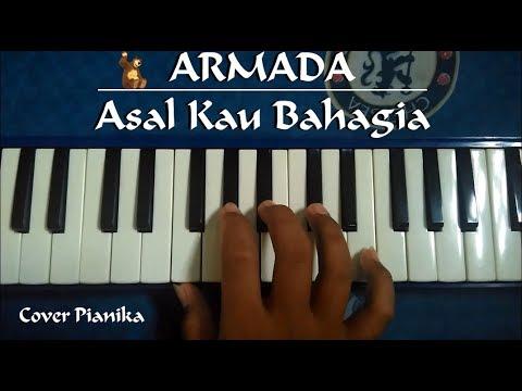 ARMADA - Asal Kau Bahagia - Cover Pianika