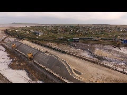 Соль России, космические пейзажи и тишина Баскунчака | НЕИЗВЕСТНАЯ РОССИЯ