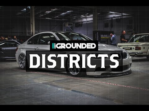 Districts 01 | Districts Car Show | Keep It Grounded (4K)