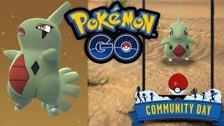 Der wohl beste Community Day mit Shiny-Larvitar | Pokémon GO Deutsch #627