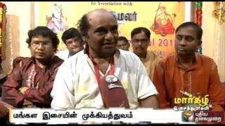 Keeping Thavil alive - Haridhwaramangalam AK Palanivel