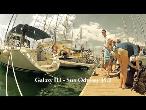 Sailing Greece 2013 - Galaxy III - Saronic Gulf