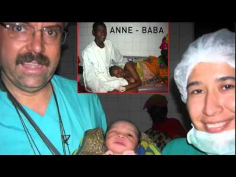 Afrikada görev yapmış türk doktorunun anlattıklarını izleyin duygulanmamak elde değil