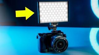 Best Cheap LED Video Light for YouTube Under $40