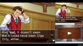 Repeat youtube video Apollo Justice: Ace Attorney #01 - Turnabout Trump ~ Trial Former