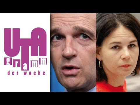 Baerbock & Maas – Größte Volkswirtschaft ohne Volk (Utagramm 10)