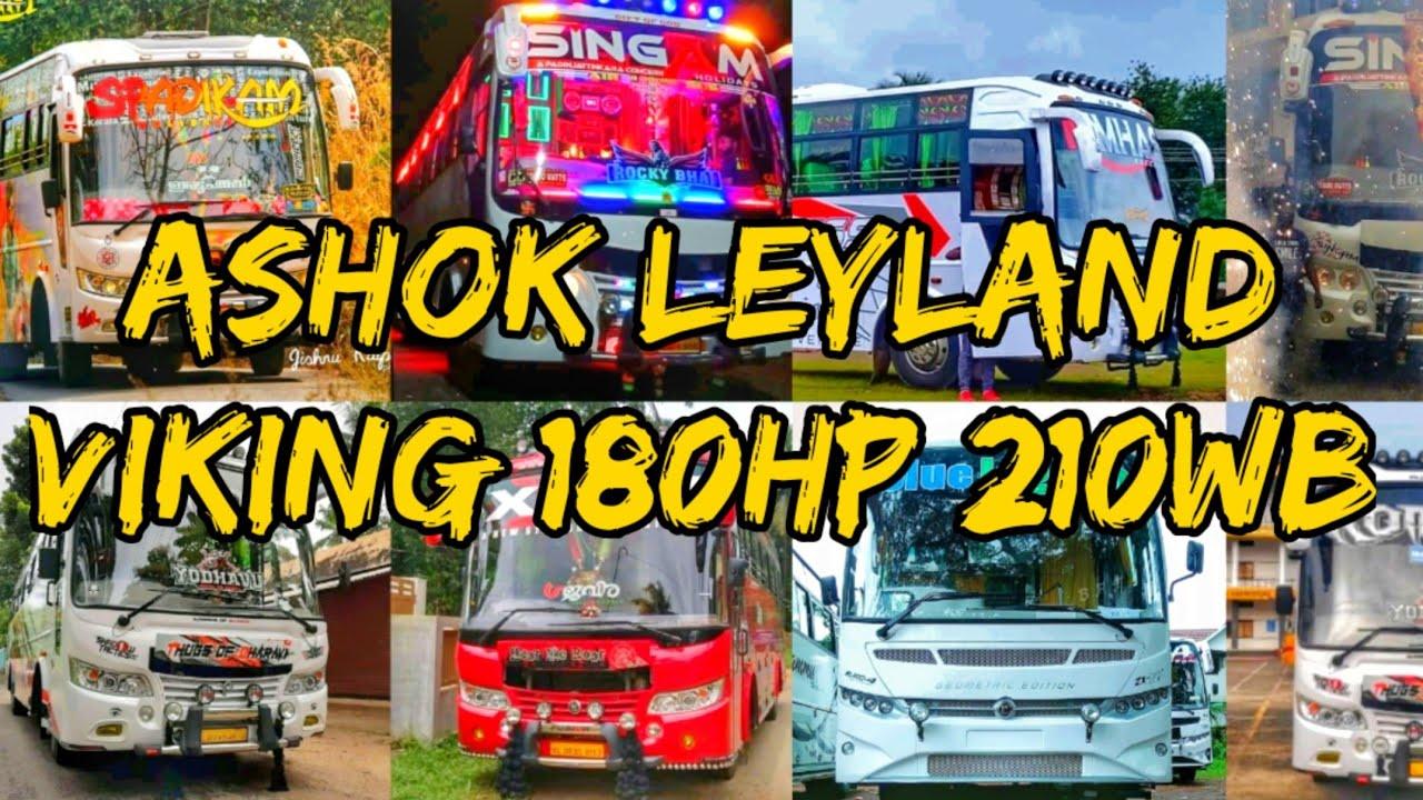 Ashok Leyland Viking 210 Bs4 with english subtitles
