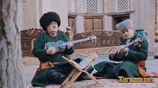 Rahmatjon Qurbonov va To'lqin Jabborov - Xivaki