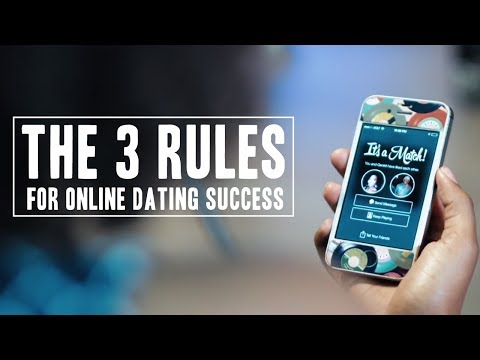 The 3 Official Rules For Online Dating Success | Akilah Obviously