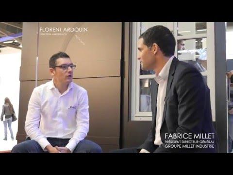 Bilan 2015 et tendances 2016 - Interview de Fabrice Millet - Groupe Millet Industrie