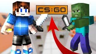 CS:GO В МАЙНКРАФТЕ?! КРУТО! [DMS Minecraft Mini-Game]