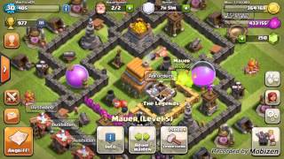 Lets Play (CoC) (Clash of Clans) 003