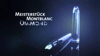 Luxury pen đại lý chính thức bút Montblanc - Bút Montblanc Meisterstück Diamond