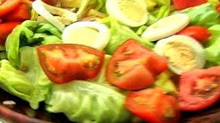 Весенний салат.