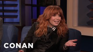 Natasha Lyonne Is Rooting Against Herself At The Emmys - CONAN on TBS