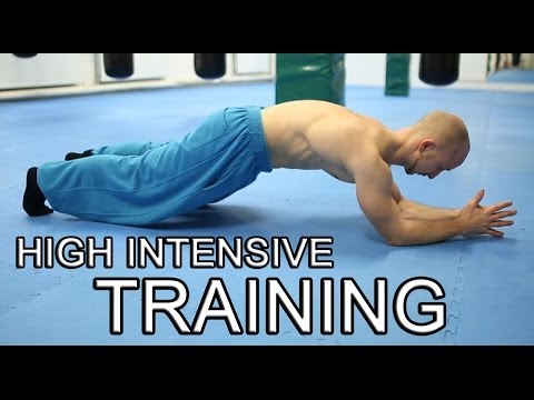 High Intensive Circuit Training