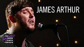 James Arthur  Live