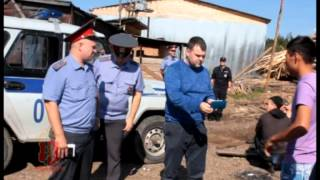 Сотрудники полиции в Лесосибирске выявили нарушения миграционного законодательства