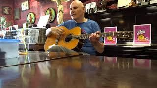 """""""Crush"""", Billy Corgan, Madame Zuzu's, 9/24/17, Smashing Pumpkins"""