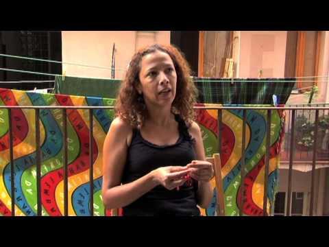 """Entrevista a Eliana Guerrero, """"La patrullera del  metro de Barcelona"""""""