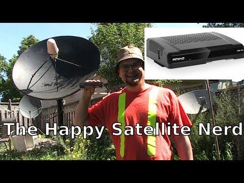Amiko Mini HD FTA Free To Air Satellite Receiver Review