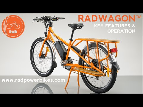 Rad Power Bikes offer an electric alternative to four wheels