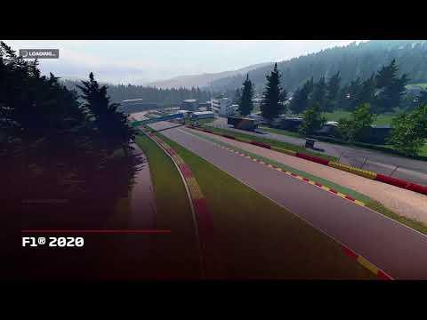 League of Europe | F1 2020 | Season 5 | Division 4 | Round 15 | Belgium