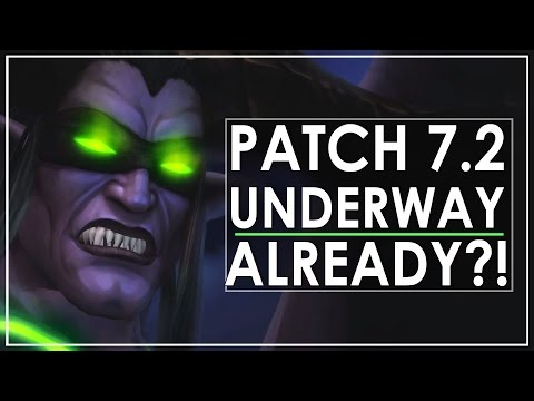 Patch 7.2 Just Hit The PTR! Here's All You Need To Know!