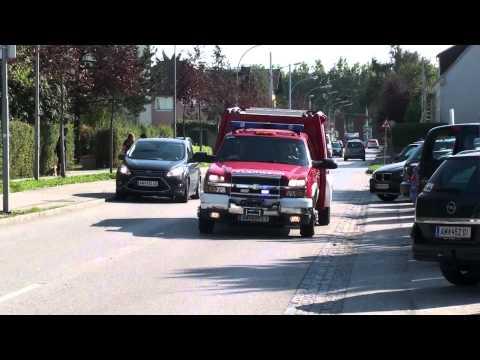 KDOF + KRF-S Feuerwehr Amstetten