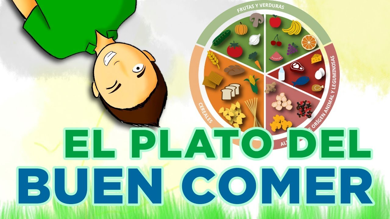 Plato Del Bien Comer Youtube | apexwallpapers.com