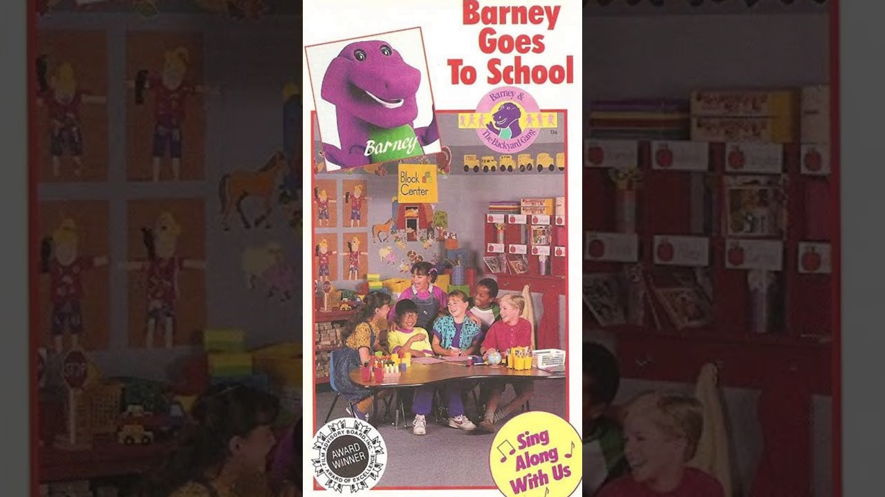 Barney and the backyard gang i wish there were school ...