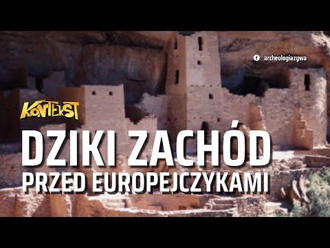 Dziki Zachód przed Europejczykami - Radosław Palonka   KONTEKST 31