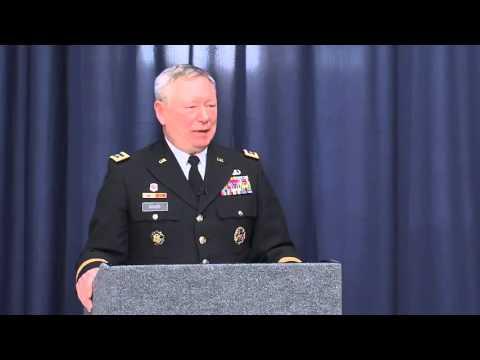 Lt. Gen. Stanley E. Clarke assumes command as Air Guard director