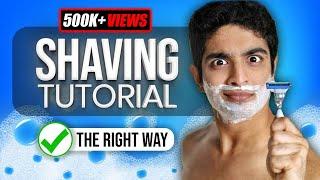 ULTIMATE shaving tutorial   How to shave for beginners   BeerBiceps Men's Grooming