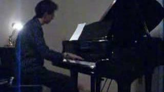 Brahms Waltz in A flat major played by Andrew Furmanczyk