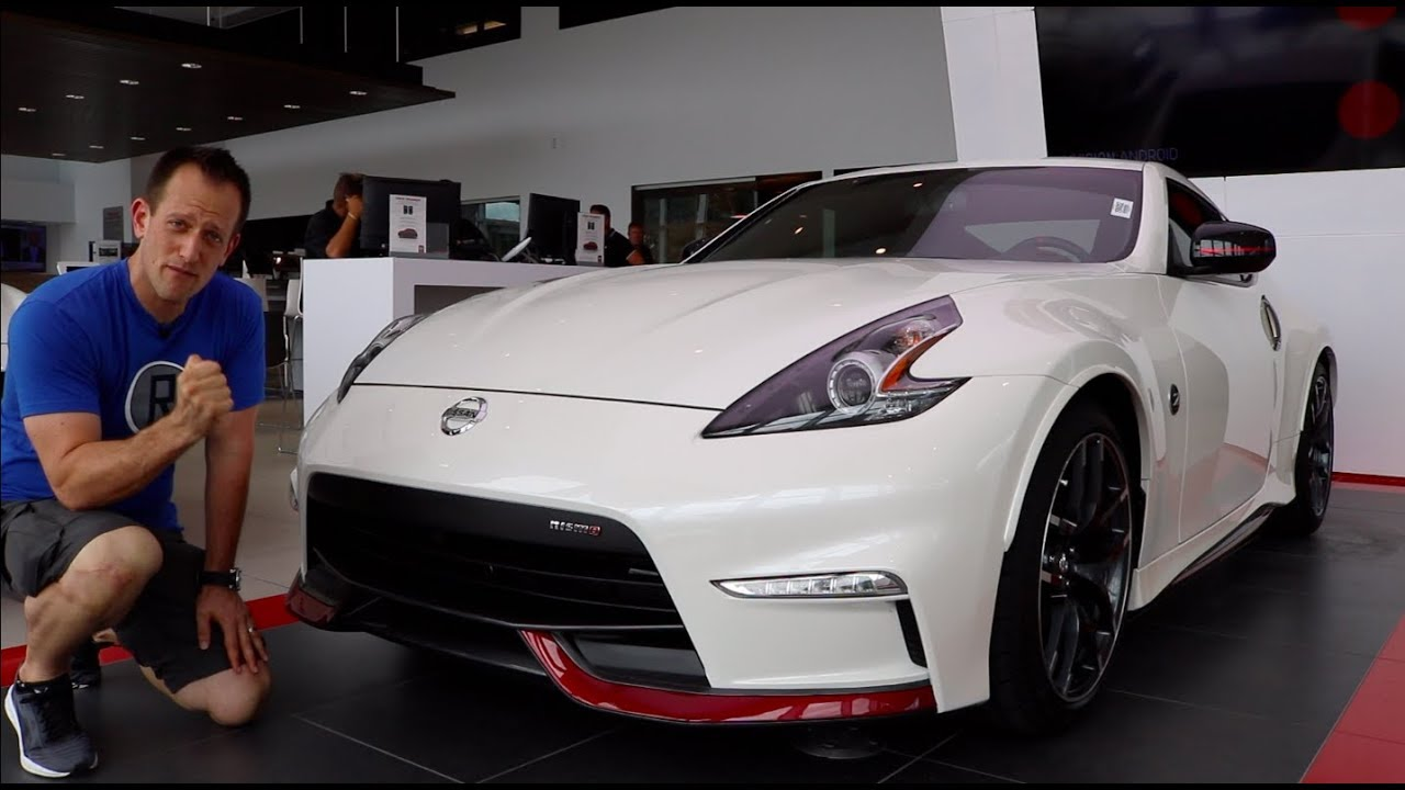 Does the 2019 Nissan 370Z NISMO match PERFORMANCE with PRICE? - Raiti's  Rides