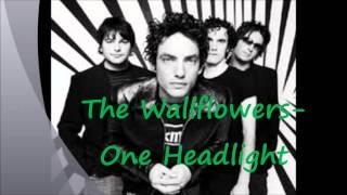 The Wallflowers- One Headlight